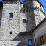 Rocca di Ornaro - particolare