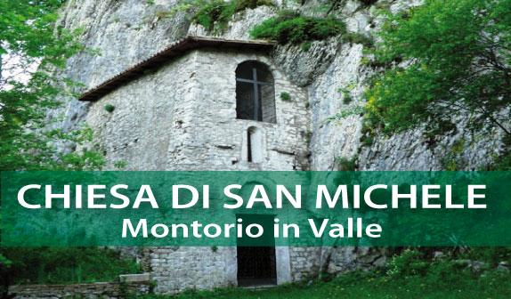 La Chiesa di San Michele a Montorio in Valle