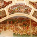 Sala Pinta - Rocca Colonna - Castelnuovo di Porto