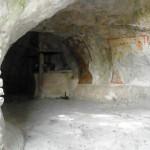 Santuario di San Michele al Monte Tancia