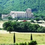 Abbazia di San Pastore - Vista