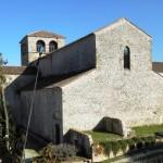 Abbazia di San Pastore - La Chiesa