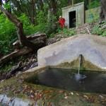 Acquedotto di Poggio Catino - Fonte in località La Canale
