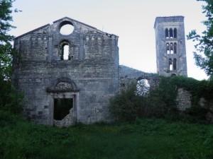 orvinio abbazia santa maria del piano