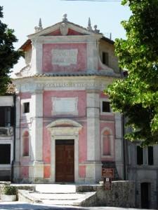 Orvinio Chiesa San Giacomo