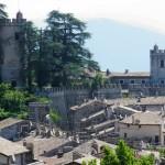 Orvinio - Castello Malvezzi Campeggi
