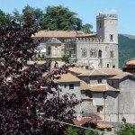 Orvinio - Castello Malvezi Campeggi