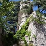 Orvinio - Castello Malvezzi Campeggi - Torrione
