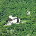 Orvinio - Santa Maria di Vallebona