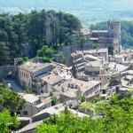 orvinio visita storia castello malvezzi campeggi