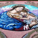 Poggio Moiano - Infiorata 2013 - La Madre