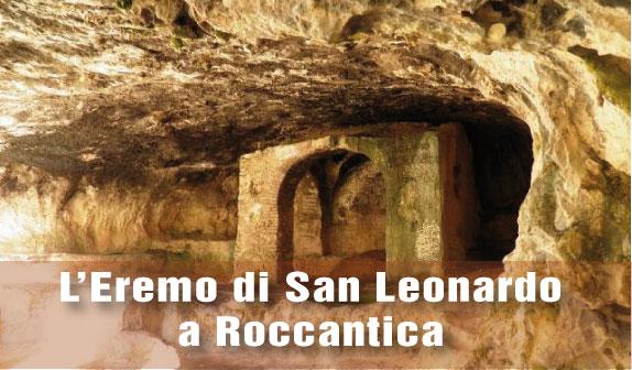 Eremo di San Leonardo a Roccantica