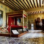 Blois - Castello Reale - Ala Francesco I - Camera di Enrico III