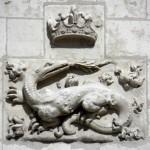 Blois - Castello Reale - Ala Francesco I - La Salamandra