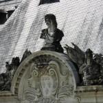 Blois - Castello Reale - Ala Gastone Orleans - particolare