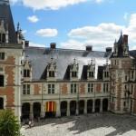 Blois - Castello Reale - Ala Luigi XII