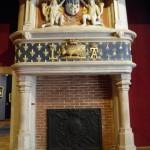 Blois - Castello Reale - Ala Luigi XII - Camino