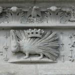 Blois - Castello Reale - Ala Luigi XII - L'Istrice