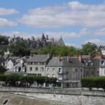 Blois - Panoramica da Pont Gabriel