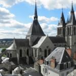 Blois - Chiesa di San Nicola