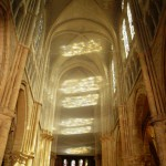 Blois - Chiesa di San Nicola - Arcate