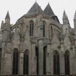 Dinan - Chiesa St Malo - Abside