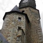 Dinan - La Torre dell'Orologio