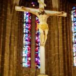 Dinan - St Sauveur - Abside - Crocefisso