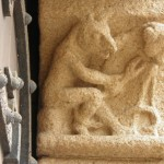 Dinan - St Sauveur - Capitello 3