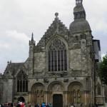 Dinan - St Sauveur - Facciata