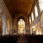 Dinan - St Sauveur - Navata
