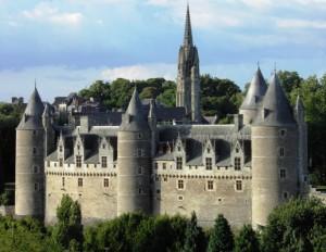 castello josselin visita