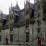 Josselin - Il Castello - La Loggia