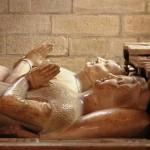 josselin visita cattedrale tomba olivier de clisson