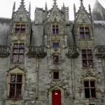 loggia castello josselin visita