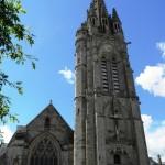 Josselin - Notre Dame de Roncier