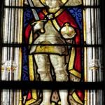Josselin - Notre Dame - Vetrata San Felice