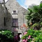 La Roche Bernard - Casa con Ortenzie