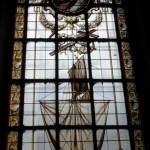 La Rochelle - Cattedrale - Vetrata 1