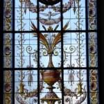 La Rochelle - Cattedrale - Vetrata 2