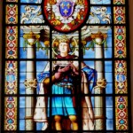 La Rochelle - Cattedrale - Vetrata 3