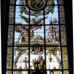La Rochelle - Cattedrale - Vetrata 4