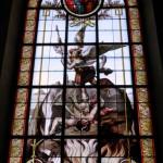La Rochelle - Cattedrale - Vetrata 5
