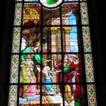 La Rochelle - Cattedrale - Vetrata 8