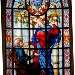 La Rochelle - Cattedrale - Vetrata 9