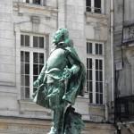 La Rochelle - Statua