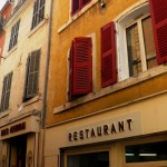 Marsiglia - Le Panier - Restaurant