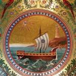 Marsiglia - Notre Dame de la Garde - Particolare abside
