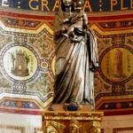 Marsiglia - Notre Dame de la Garde - Statua della Vergine