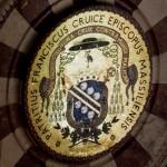 Marsiglia - Notre Dame de la Garde - Stemma Vescovile